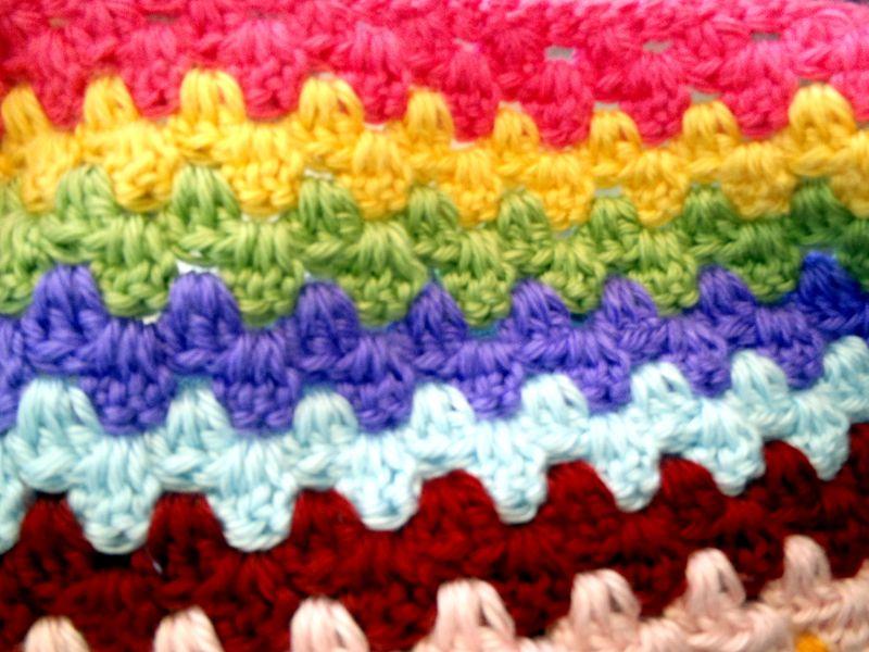 Granny stripe again 4